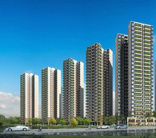 南宁碧桂园新城之光内外墙节能工程