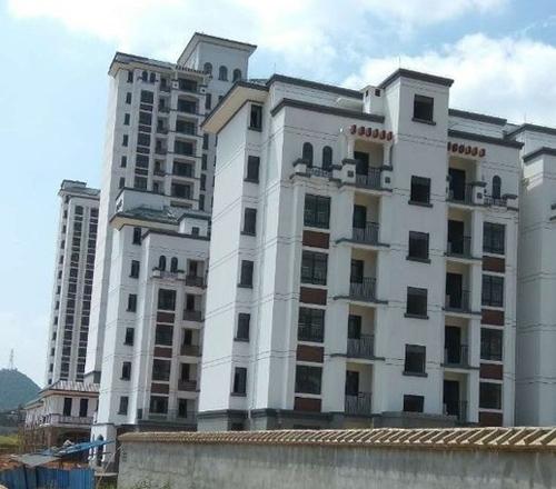 水南华庭外墙节能工程